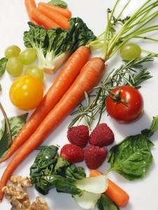 Entgiftung - gesunde Ernährung